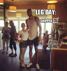 jour jambes