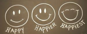 aware happy