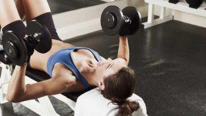 girls myths gym