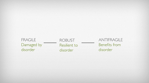 Become Antifragile • THE stephane ANDRE