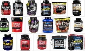 mass weight gainer