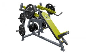 plate loaded machine weight