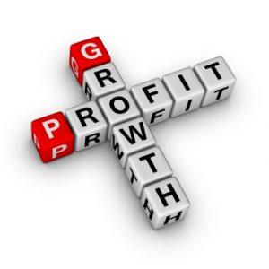 profitable profit growth