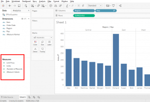 data science tableau calculated field
