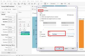 data science tableau label format