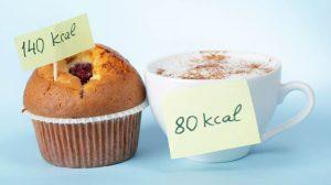 count calories