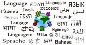 language diffrent language foreign