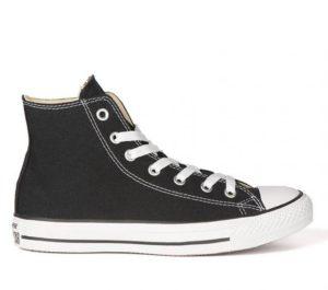 converse chuck tailor black standard