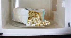 Popcorn Microwave