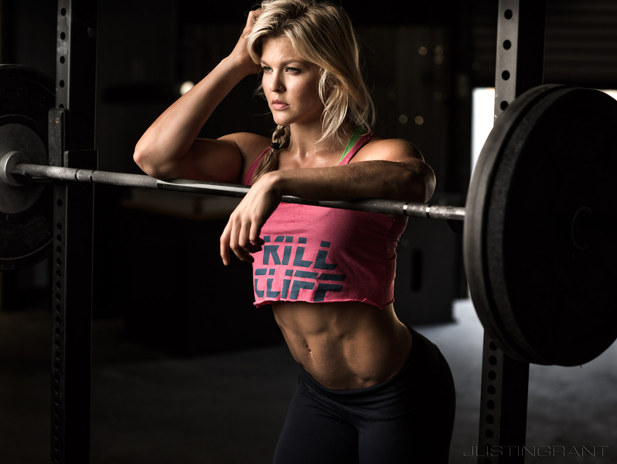Most beautiful athletes of CrossFit Games 2015 • THE