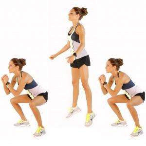 Jumps squat