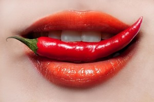 spicy mouth