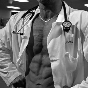 bodybuilder doctor