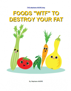 foods wtf to destroy your fat