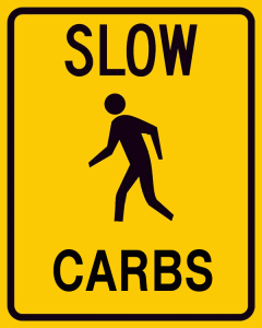 slow carb diet