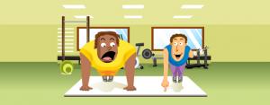 impress gym