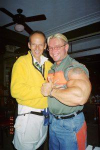 bodybuilding gay client