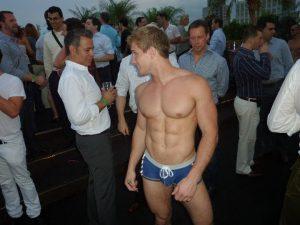 scott herman gay party