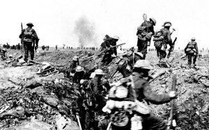 1st world war