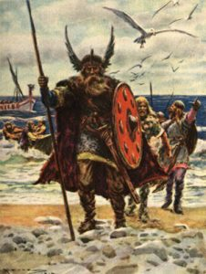 barbarians from northern europe
