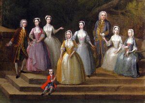 europe fashion 1700