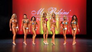 fitness miss bikini competition