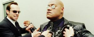 matrix attack agent smith morpheus