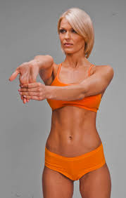 stretching wrist flexor muscle