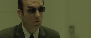 agent smith matrix inevitability