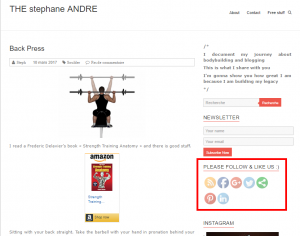 thestephaneandre screenshot
