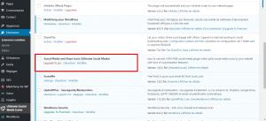 wordpress plugin screenshot