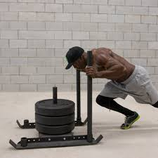 prowler dragging sled