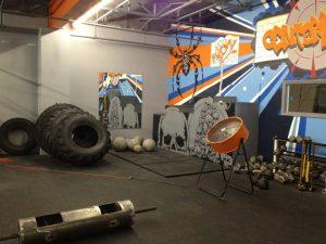 strongman kegs yokes hammers tires atlas stone