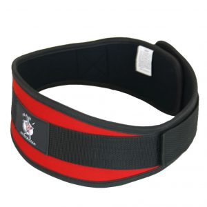 weightlifting belt velcro
