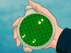 radar dragon ball