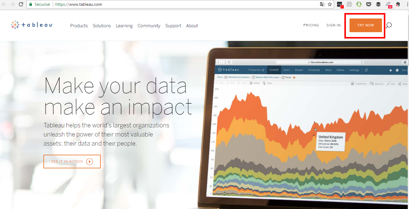 Install Tableau Desktop and Tableau Public • The Stephane Andre