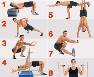 bodyweight exercice