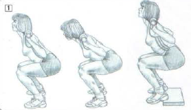 squat good position