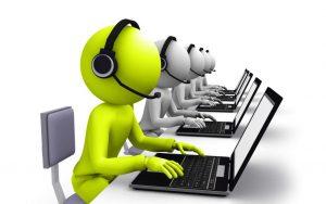 customer service provider