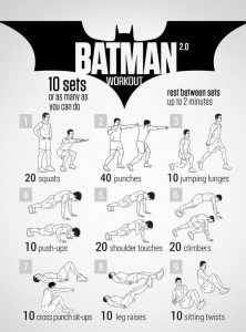 training workout program