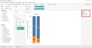 data science alias bar chart tableau mining