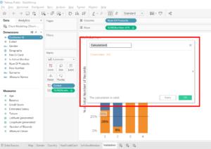 data science tableau check bar chart