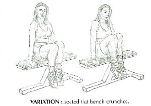 crunch bench