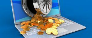 digital online bank money currency account
