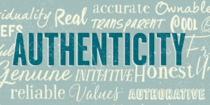 authenticity authentic
